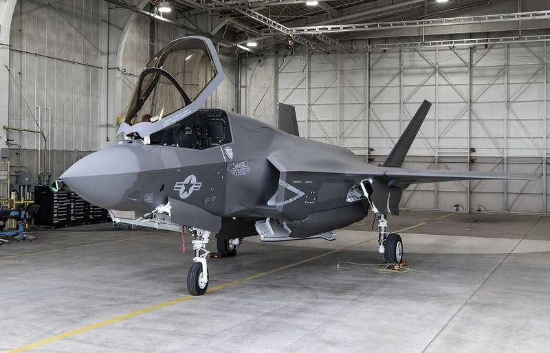 Lockheed Martin announces record F-35 fighter release for 2019