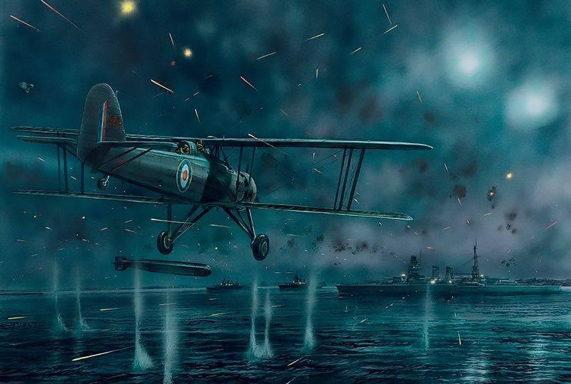 Golden Bullet for the battleship
