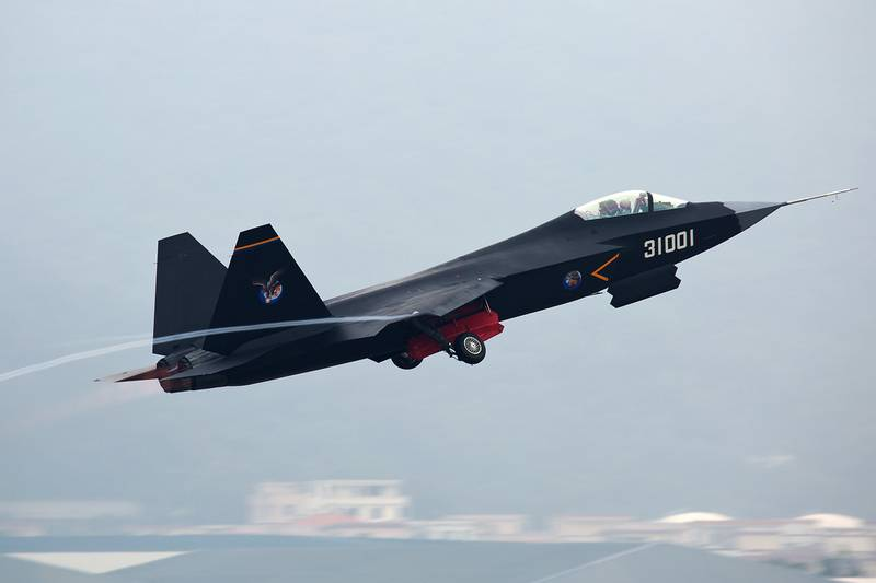 China intends to develop a combat aircraft laser