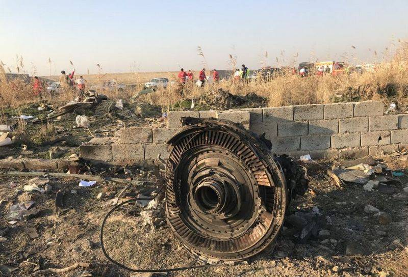 Iran admitted that accidentally shot down a Ukrainian passenger Boeing