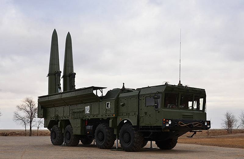 NATO promised to respond to the deployment of Iskander-M OTRK with new missiles