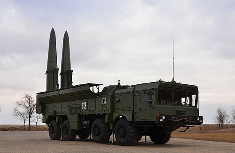 В НАТО пообещали ответить на размещение ОТРК «Искандер-М» с новыми ракетами