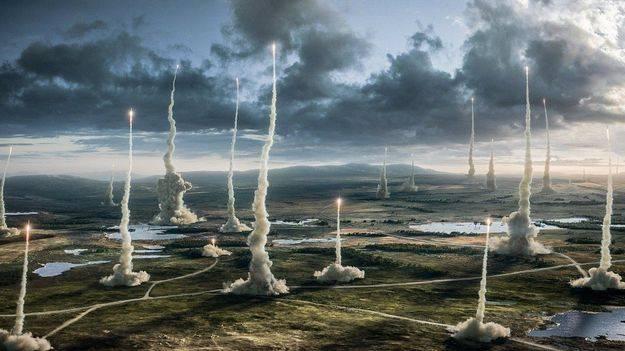 Puesta de sol de la tríada nuclear. Arma decapitadora de EE. UU.