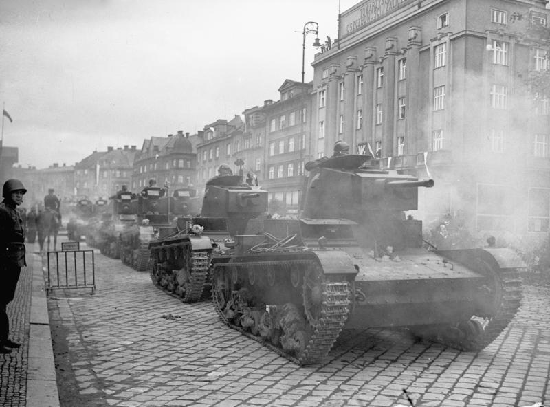 Wie Polen den Zweiten Weltkrieg mit Hitler auslöste