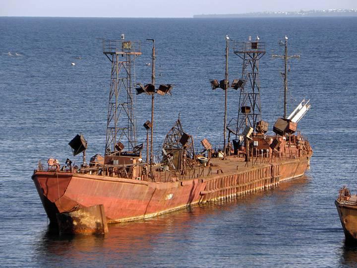 Barcos de destino. Héroes invisibles de las enseñanzas