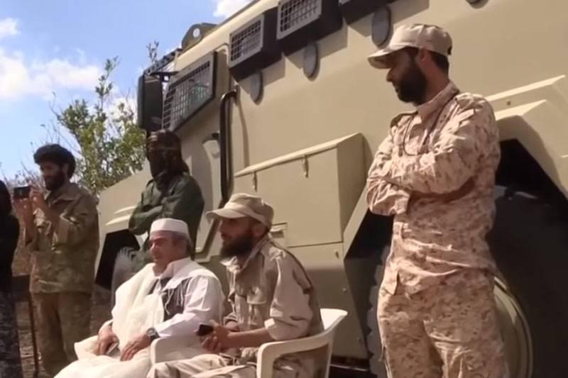 Обозначено шесть «корзин» урегулирования ливийского кризиса