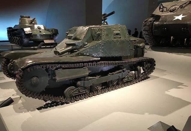 चीनी क्रांति के सैन्य संग्रहालय में जापानी, अमेरिकी और सोवियत बख्तरबंद वाहनों पर कब्जा कर लिया