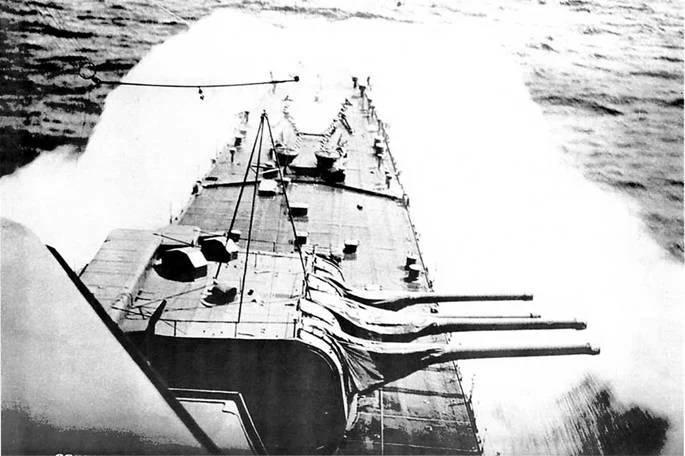 """Buques de guerra Cruceros. """"Perefurutaki"""" en metal"""