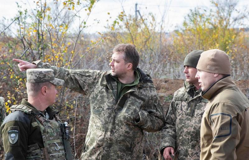 The Minister of Defense of Ukraine opposed the complete separation of forces in the Donbass