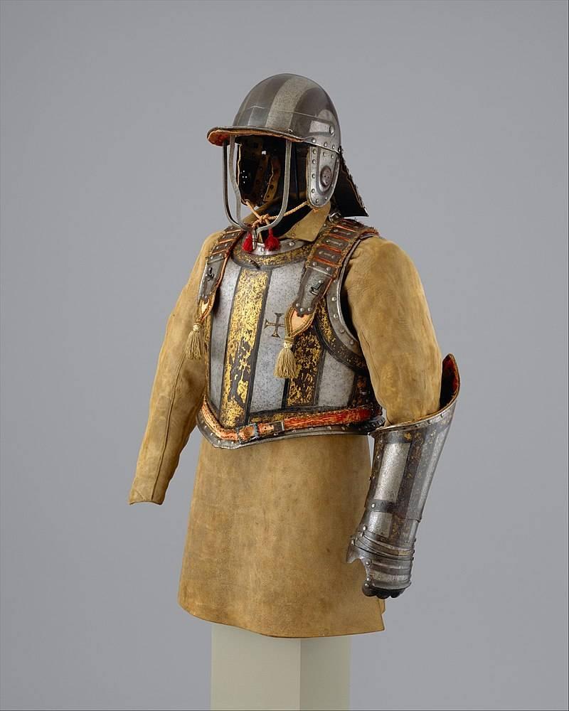帝国胸甲骑兵的友军