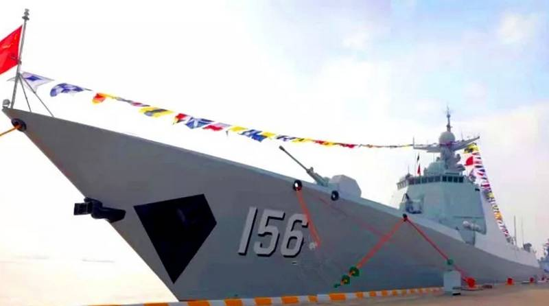 China demonstrates impressive pace of deployment of warships