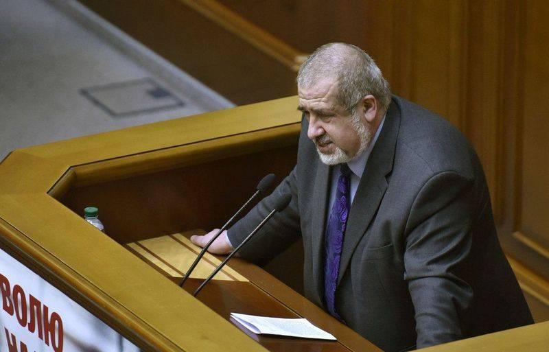 """यूक्रेन में, """"क्रीमिया में तातार के अभियान की अगली तारीख"""" कहा जाता है"""