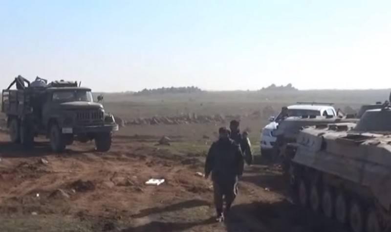 Die syrische Armee verlor zwei Siedlungen in der Provinz Idlib