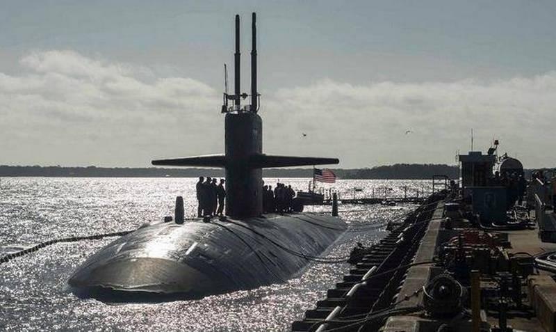 La Marina de los Estados Unidos desmanteló el submarino USS Pittsburgh (SSN-720) de Los Ángeles