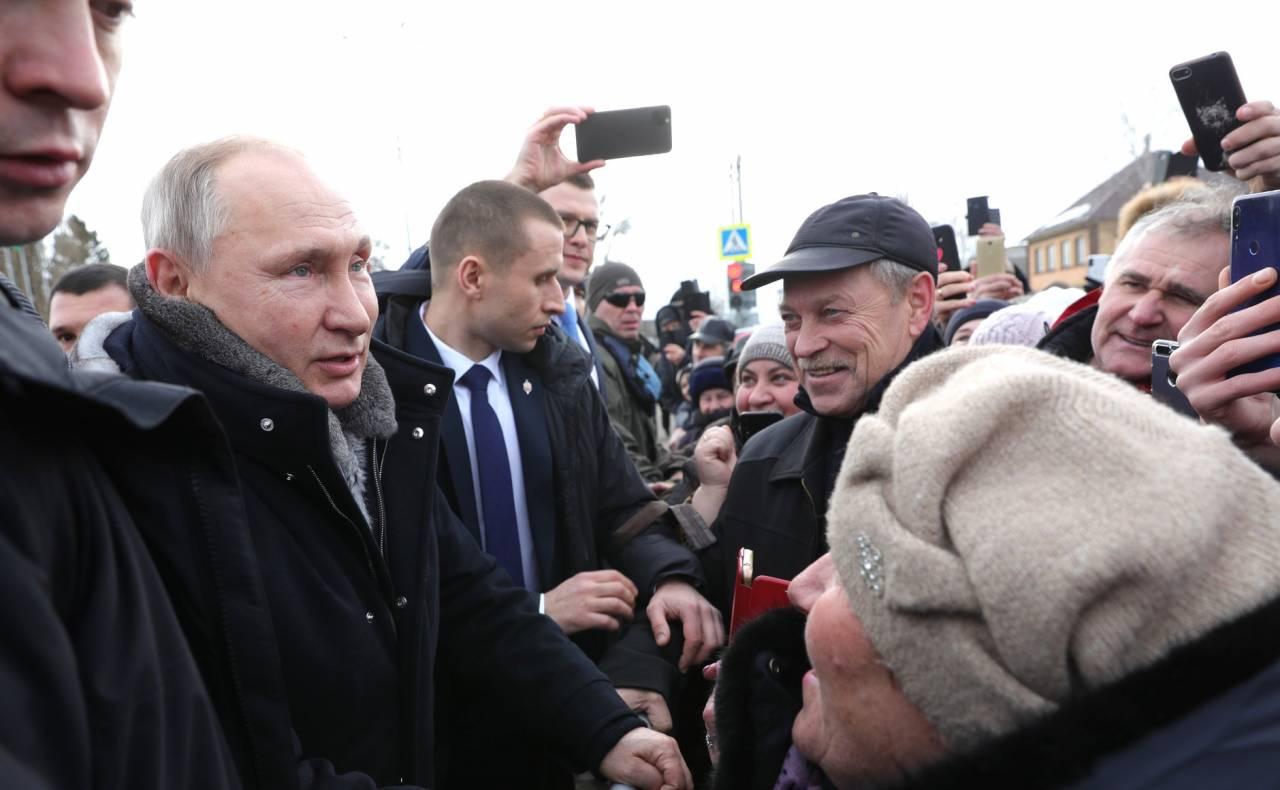 Российские авторитеты фото