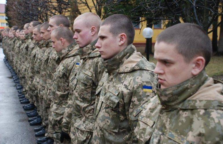 Kiev cannot decide what to do with military draft