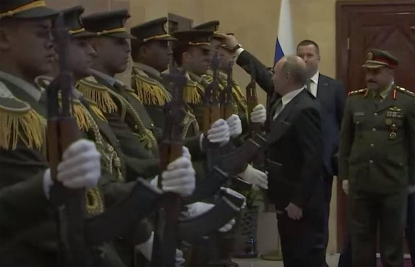 Поступок Владимира Путина в Палестине удивил весь мир!