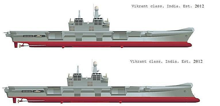 Aircraft carrier for Russia: faster than you expect