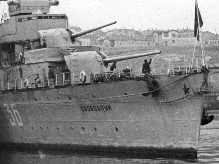 """German destroyer """"Narvik"""": in the battle with common sense"""