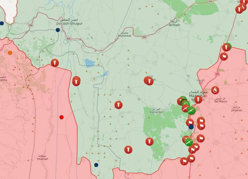 जनरल ने सीरिया में रूस के रणनीतिक उद्देश्यों को कहा