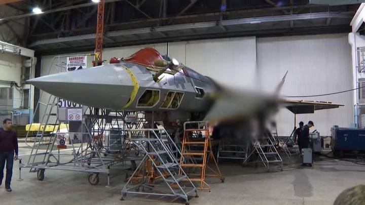 Two decades of the PAK FA project. Long way to the series