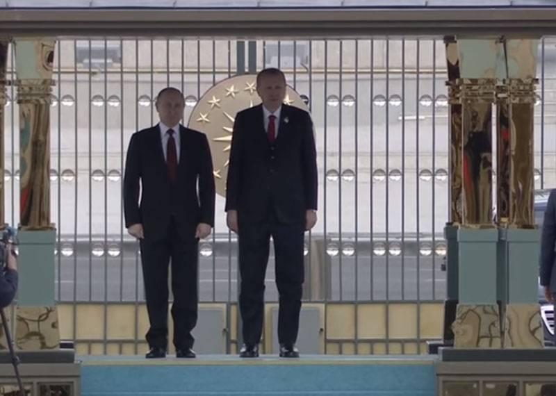 Sohu: Erdogan stellt Putin ein Ultimatum an Syrien