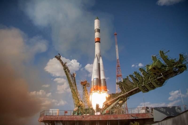 """Die Vereinigten Staaten haben zwei Plätze für den Flug von Astronauten zur ISS auf der """"Union"""" bestellt"""