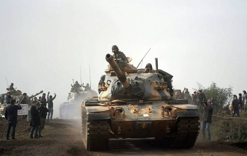 Turkey intends to build a military base in the vicinity of the Libyan capital