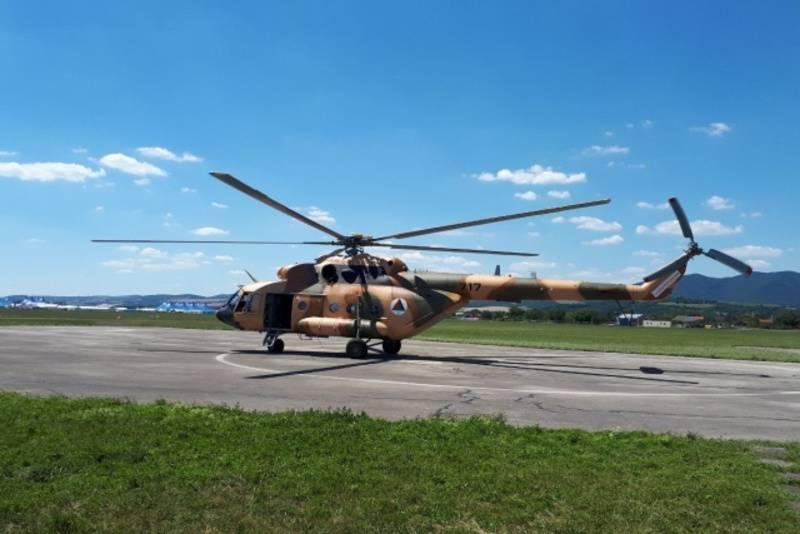 五角大楼正在寻找承包商,以修理直升机Mi-17阿富汗空军