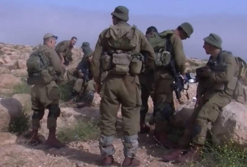 Израильские военные отчитались о своей деятельности за 2019 год