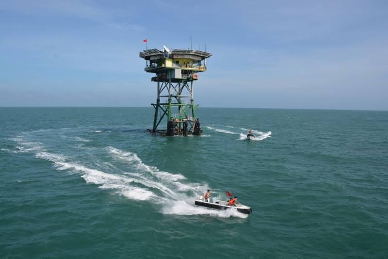 «Водный мир» по-вьетнамски: как можно защищать спорную акваторию