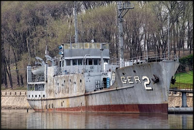 Коррозия: главный враг флота