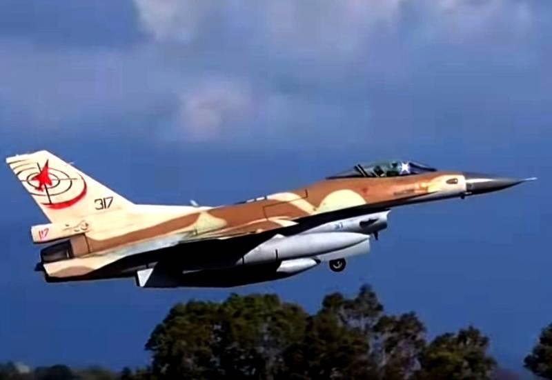 Система РЭБ RAPPORT III на израильских самолётах: использование против ПВО Сирии