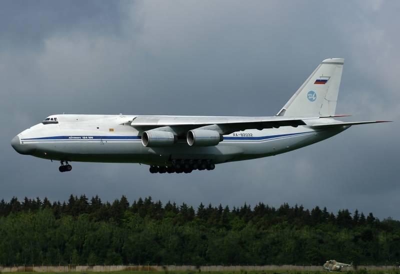 Модернизацията на Ан-124 «Руслан»