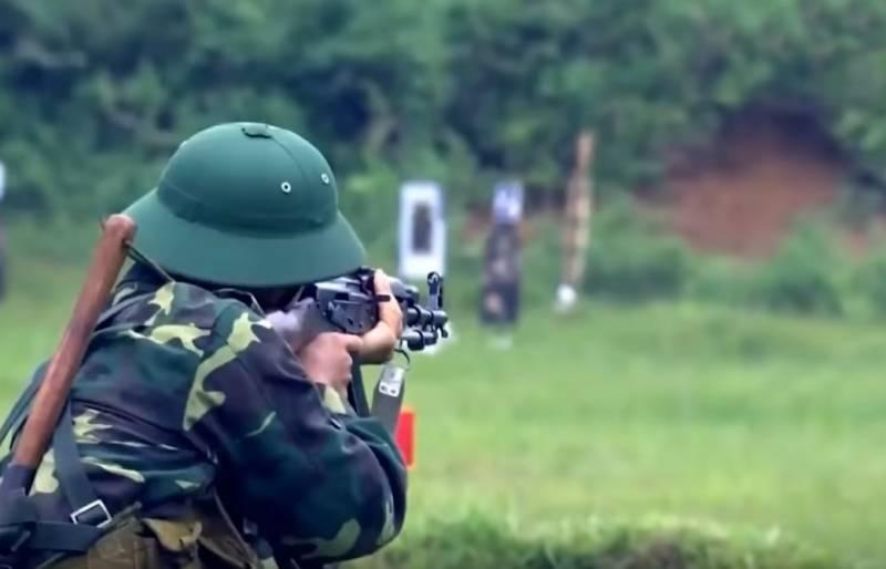 Пять уровней годности: Как Вьетнам бережет «стрелковку»