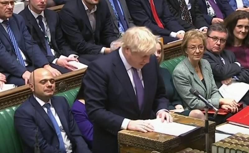 英国正式离开欧盟