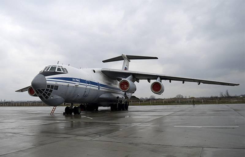 俄罗斯向中国派出军用运输机疏散俄罗斯人