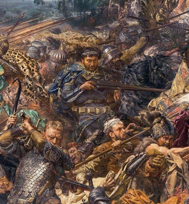 «Битва при Грюнвальде» Яна Матейко: когда эпичности слишком много