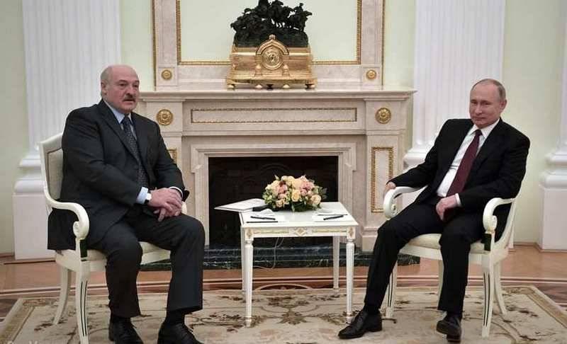 Lukashenko plans to meet with Putin this week; is Putin planning