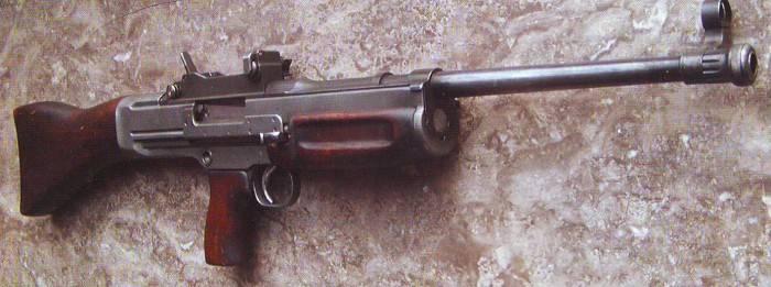 Der Weg zur Ergonomie. Automatikgewehr ZB-530 (Tschechoslowakei)