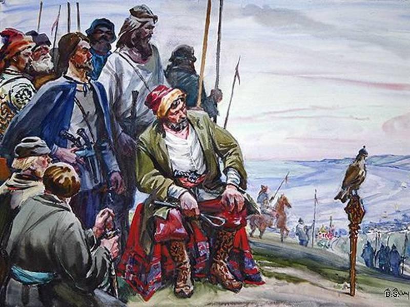 Razinschina. The beginning of the peasant war