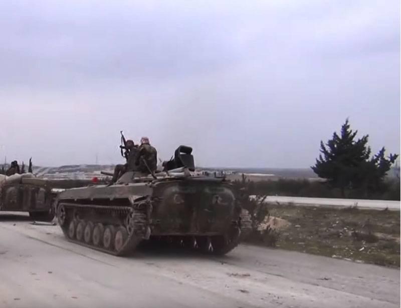 """A SAA tem a chance de criar duas """"caldeiras"""" para militantes em Idlib"""
