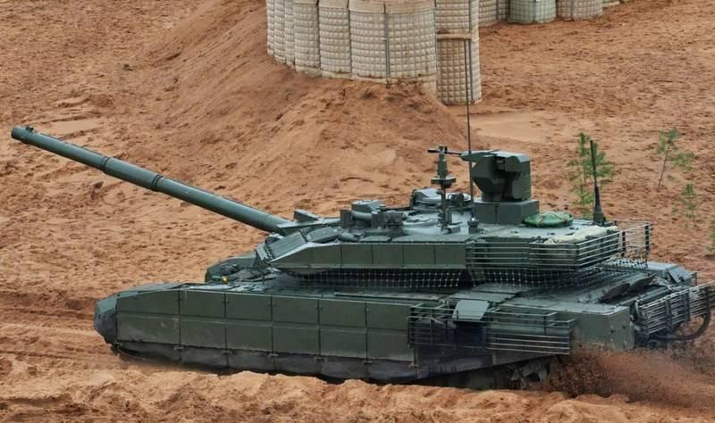 T-90M坦克测试成功完成
