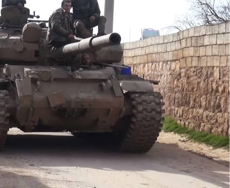 The Syrian army closed the encirclement around Serakib