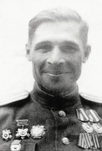 Василий Стороженко, командир железной роты