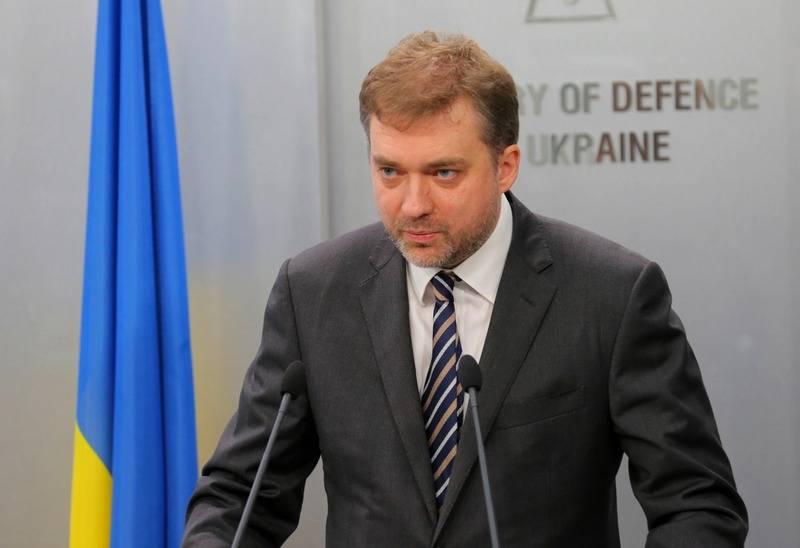 基辅打算按照北约标准在顿巴斯建立两个军事基地