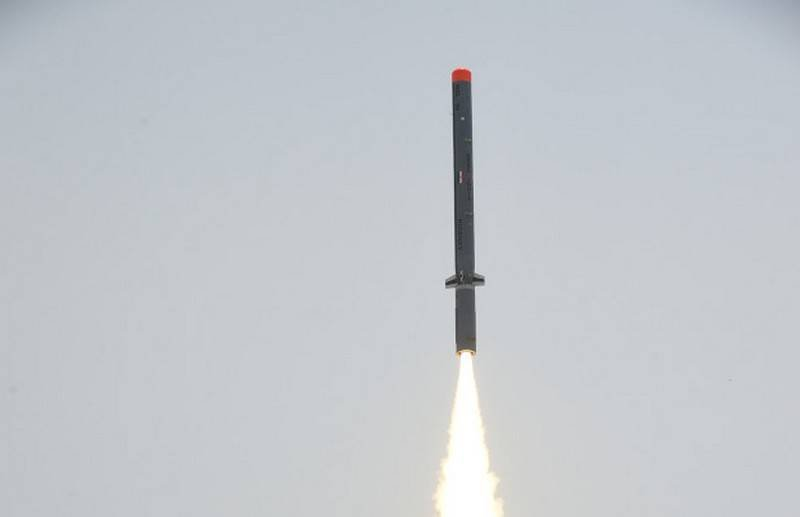 India intends to test the Nirbhay cruise missile with a domestic engine