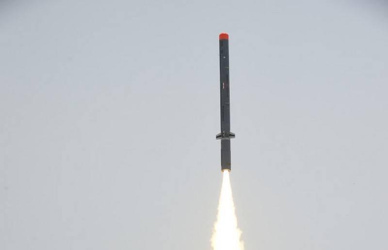 印度打算用国产发动机测试一枚Nirbhay巡航导弹