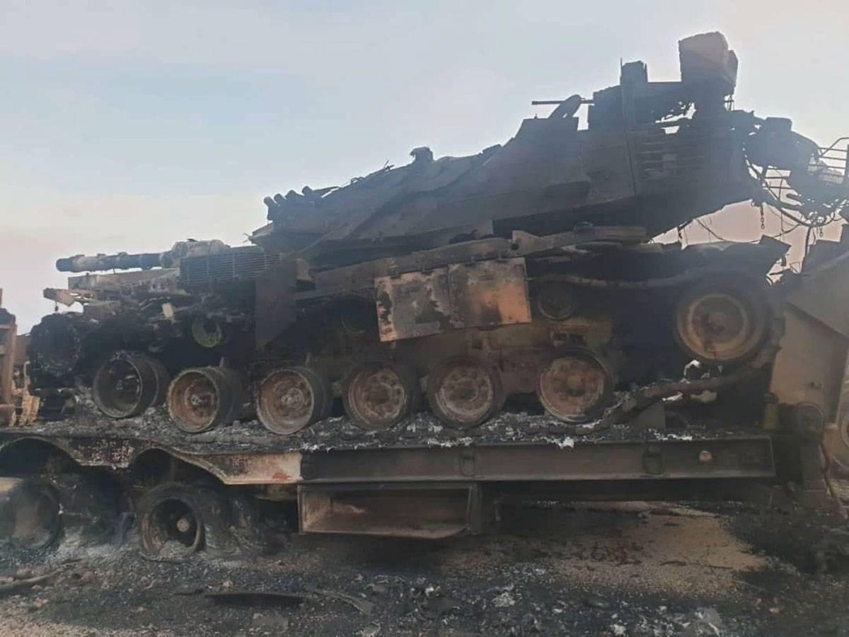 """Картинки по запросу """"танки уничтоженные под серакибом"""""""