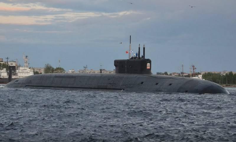 """USC başkanı çağrıldı tarihi filosuna APKSN projesi 955A """"Prens Vladimir"""""""